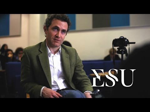 Douglas Murray on Brexit, Marine Le Pen, Israel and Donald Trump