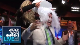 Andy Cohen Takes the ALS Ice Bucket Challenge | WWHL