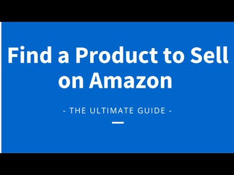 How to Use Amazon's Best Seller Lists to Find Product Ideas