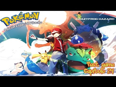 Pokemon edición amarillo | Let's play POST GAME | Cap. 24: Zapdos, el rayo legendario