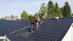 Kotisi Energia - Aurinkopaneelien asennus