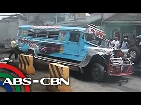 2 patay, 14 sugatan sa karambola ng 7 sasakyan sa Marikina
