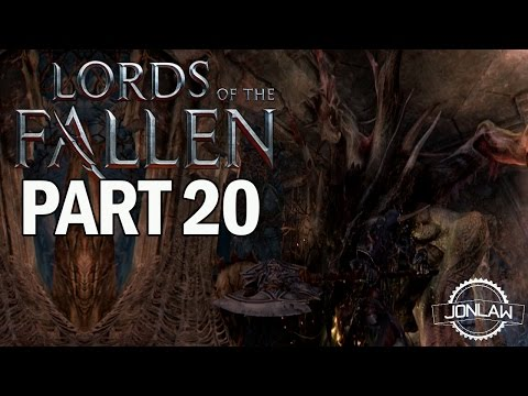 Lords of the Fallen Walkthrough Part 20 Auto Lock - Let's Play Gameplay