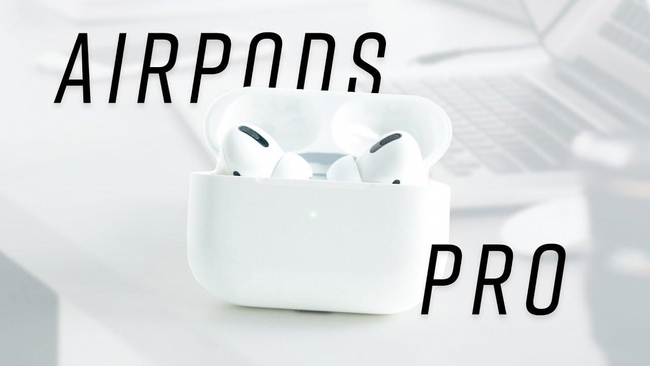Airpods Pro ra mắt giá 6 triệu