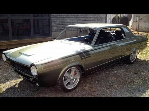 1963 Dodge Dart GT Hardtop 5.7L Hemi Build Project