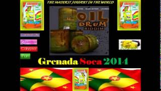 Lavaman - Strong Rum ( Grenada Soca 2014) Oil Drum Riddim **NEW**