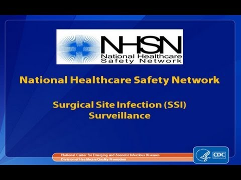 Surgical, Site, Infections (SSI) Surveillance