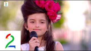 "Wow! Angelina Jordan (8): ""What a Difference a Day Make"""