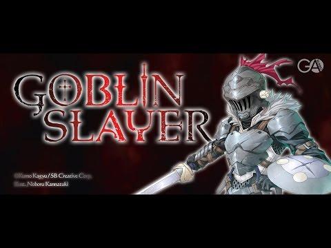 "GA BUNKO ""Goblin Slayer"" promotional video #2 (English version)"