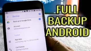 How to Take Full Backup Of Android Phone [Complete Backup Images, Videos, Contacts etc]