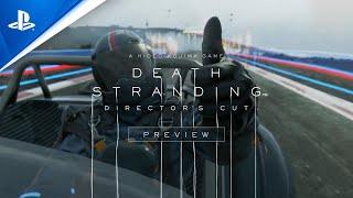 PS5『DEATH STRANDING DIRECTORS CUT』預告影片