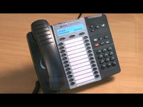Mitel hot desking features mpg