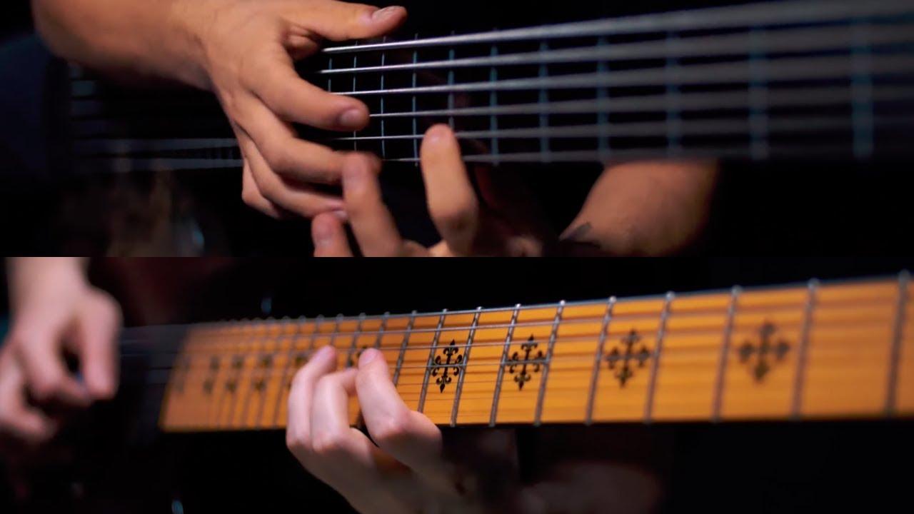"Guitar Showcases : Equipoise unveils ""Waking Divinity"" dual playthrough via KronosMortusNews"
