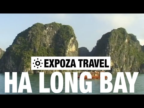 Ha Long Bay Vacation Travel Video Guide