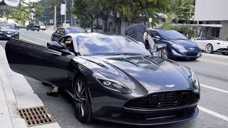 The Collection Aston Martin DB11 Volante Reveal and DB11 Coupe Test Drive Event アストンマーチンdb11 検索動画 11
