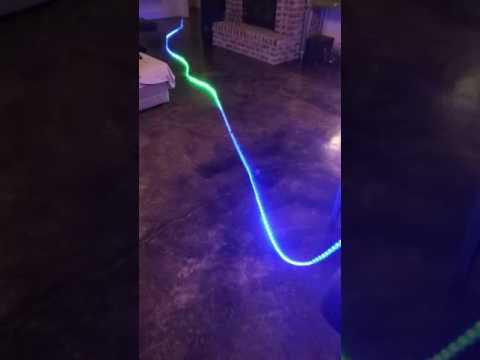 WS2812B Neopixel Arduino Sound Visualizer