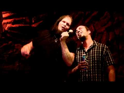 Mike Thrust doing Joe Cocker @ Da Big Kahuna - Karaoke (with a lil help from Revolution Gery)