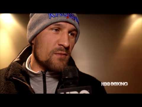 HBO Boxing News: Sergey Kovalev Interview