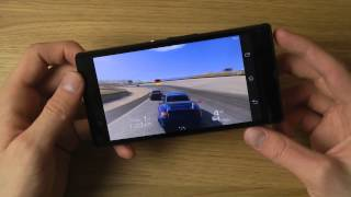 Real Racing 3 Sony Xperia Z Gameplay Review