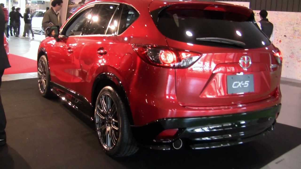 modified mazda cx 5 mazdas247 youtube. Black Bedroom Furniture Sets. Home Design Ideas