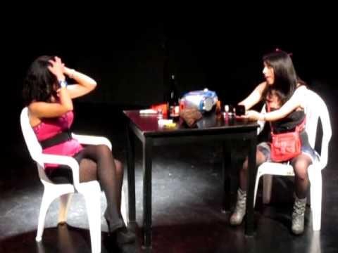 Club nocturno chicas sumisión