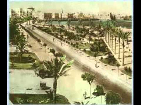 بنغازي - الفنان ممدوح فخري / Mamdoh Fakhri - Banghazi