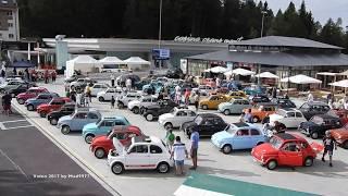 🚙  FIAT 500 MEETING 2017 - CRANS MONTANA