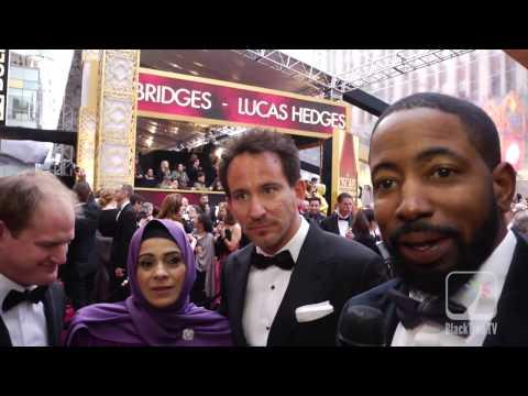 89th Oscars Full Carpet