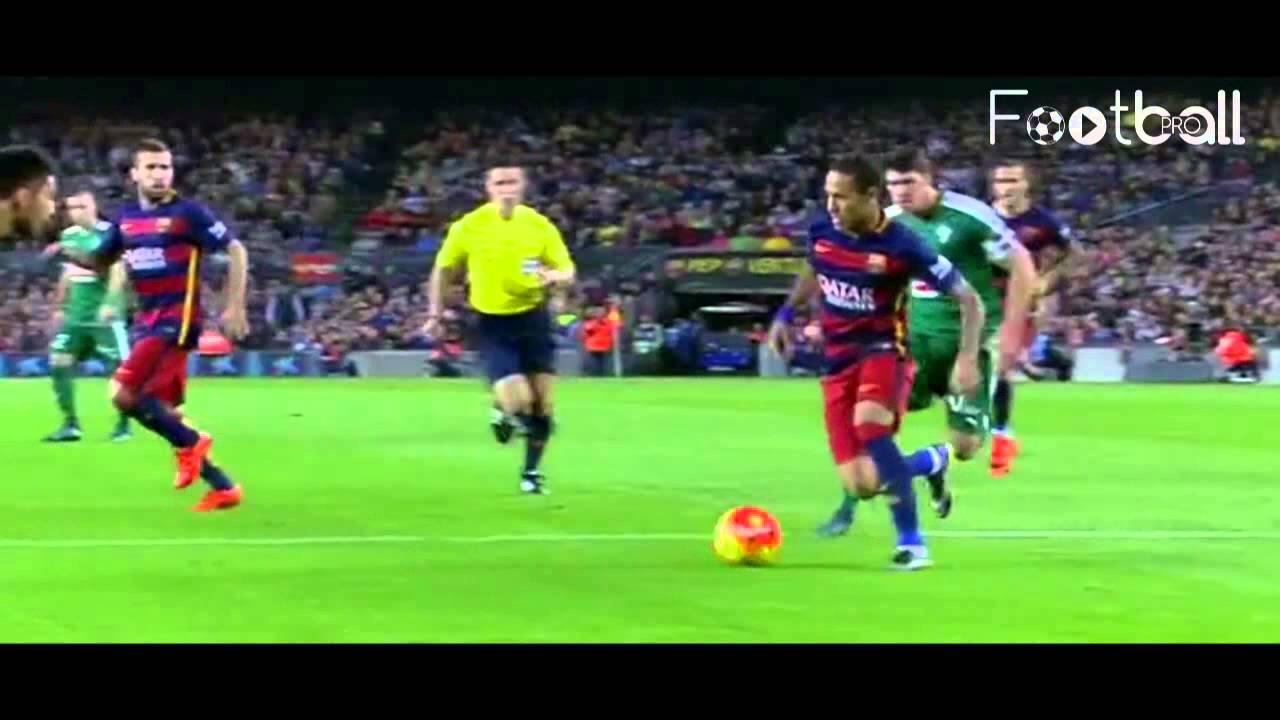 Fc Barcelona vs Eibar 3-1 All Goals & Highlights (25-10-15 ...