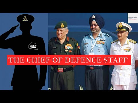 THE CHIEF OF DEFENCE STAFF: CURRENT AFFAIRS REVIEW: DEVELOPMENTS IN INTERNAL SECURITY