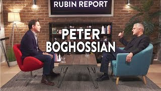 Peter Boghossian and Dave Rubin on Postmodernism and Bad Journalism (Full Interview)