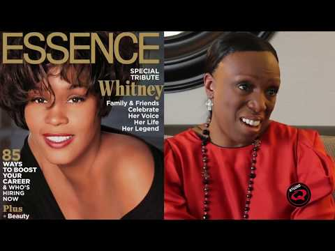 Mikki Taylor of Essence Magazine Talks Whitney Houston
