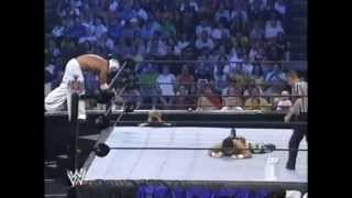 Rey Mysterio vs Tajiri - WWE Smackdown, August 1st 2002