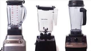 Differences Between Grinder and Blender