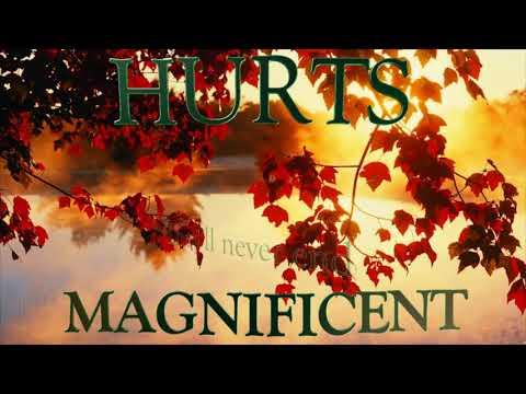 Hurts - Magnificent (Lyric Video)
