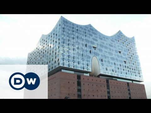 Suspense over Hamburg's new concert venue | DW News