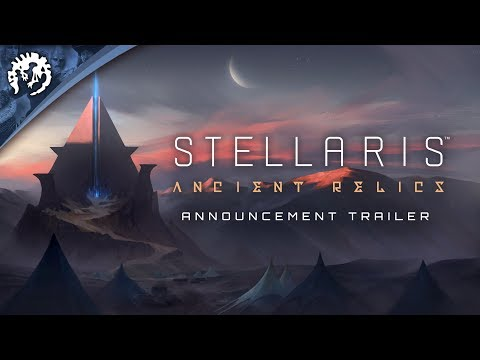 Ancient Relics - ещё одно дополнение для Stellaris