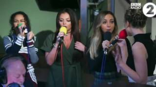 Little Mix  - Christmas Baby Please Come Home (Cover BBC Radio)