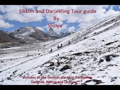 Sikkim Trip - Darjeeling Gangtok Pelling Lachung travel guide