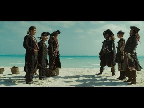 Exchange offer: Jack for Will Turner- Pirates of Caribbean At World's End 4K video