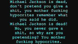 Watch Jon Lajoie Michael Jackson Is Dead video