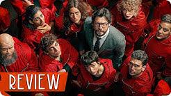 HAUS DES GELDES Teil 4 Kritik Review (Serie 2020) Netflix