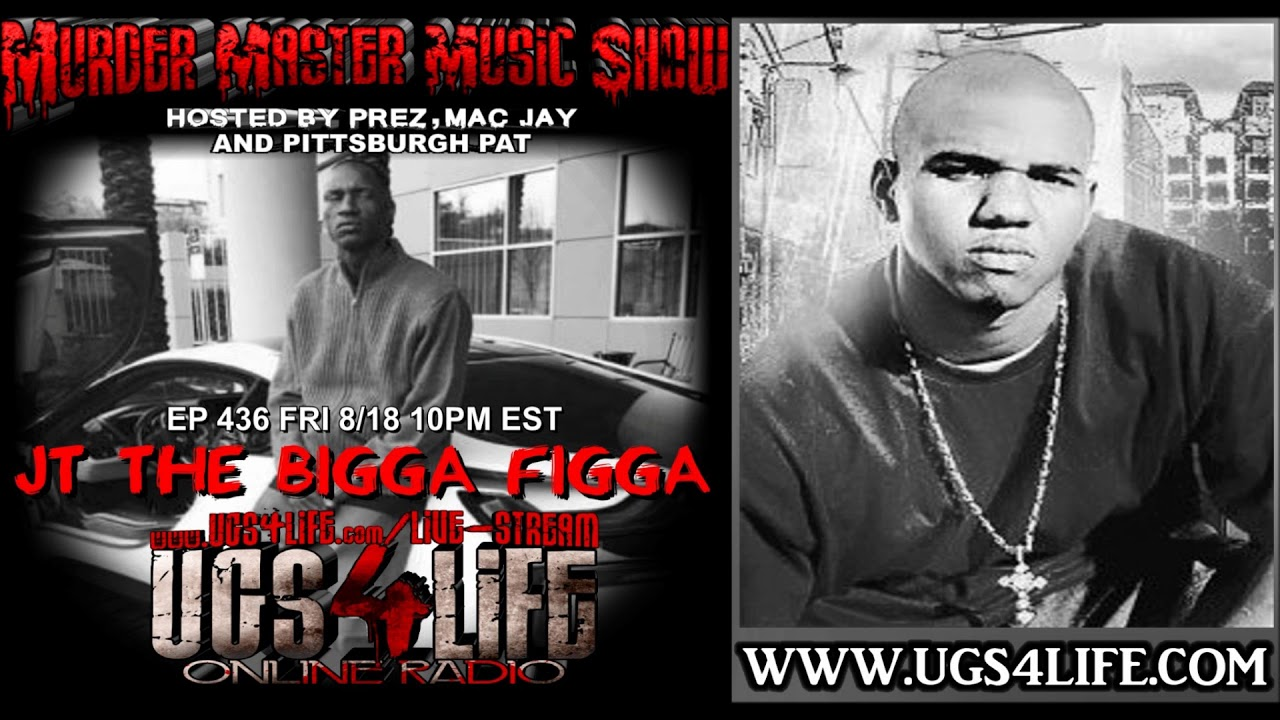Black Wall Street The Game jt the bigga figga on discovering the game and founding black wall