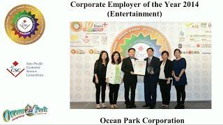 2014 APCSC CRE Awards Winners Interviews Ocean Park Corporation