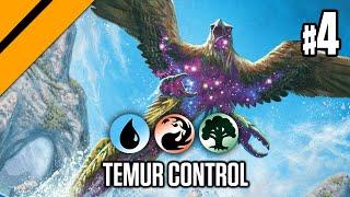 Temur Control - Bo1 Draft | Theros Beyond Death | Limited | MTG Arena