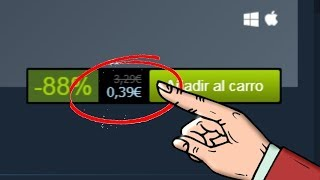 Cuando compras 5 juegos en Steam por menos de 2€ - Malphilian
