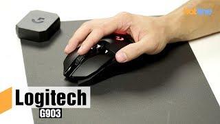 logitech G903  обзор самой технологичной мыши в линейке компании