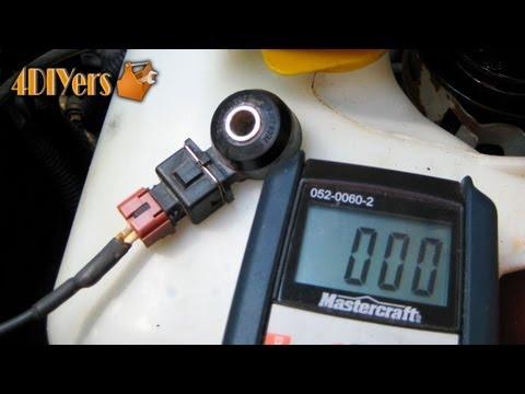 DIY: How to Test a Subaru Knock Sensor