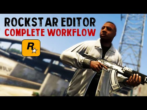GTA V: Create Awesome Videos in 5 Steps [TUTORIAL | Rockstar Editor]
