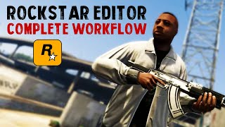 GTA V: Create Awesome Videos in 5 Steps [TUTORIAL / Rockstar Editor]